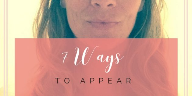 7 Simple Ways to appear more attractive without going on a diet, getting a haircut or buying new clothes