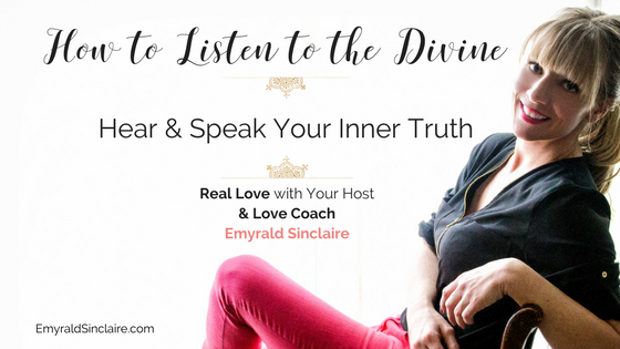 Connect with the Divine & Your Intuition (Truth Tuesdays Ep 36)