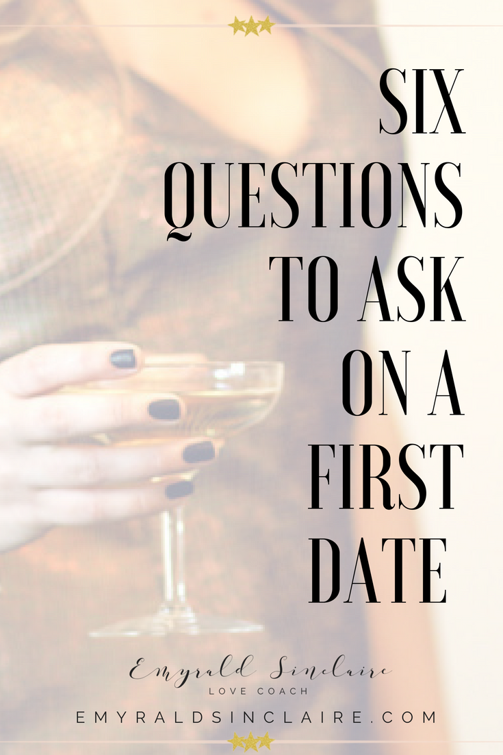 six questions to ask on a first date