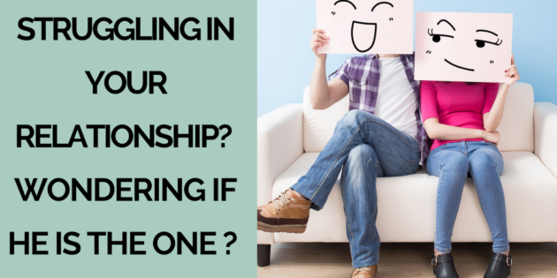 Struggling In Your Relationship?